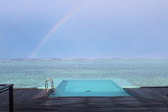 Conrad Maldives Rangali Island: Private Pool-Sunset Villa
