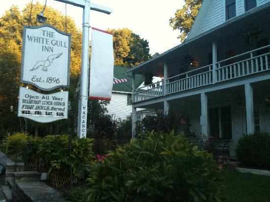 Restaurant Picture Of White Gull Inn Fish Creek