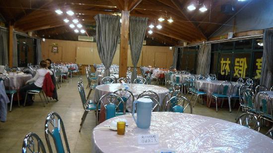 Master Bear Resort : Dinning area on 2nd level