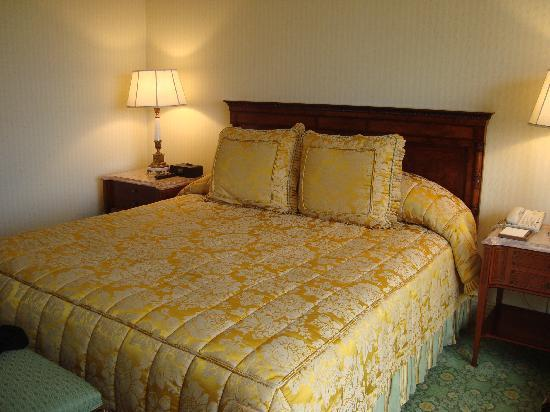 The Westgate Hotel: King Bedroom