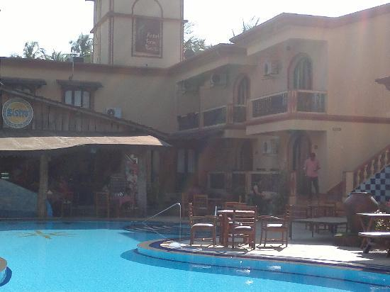 Resort Terra Paraiso: View of the resort...