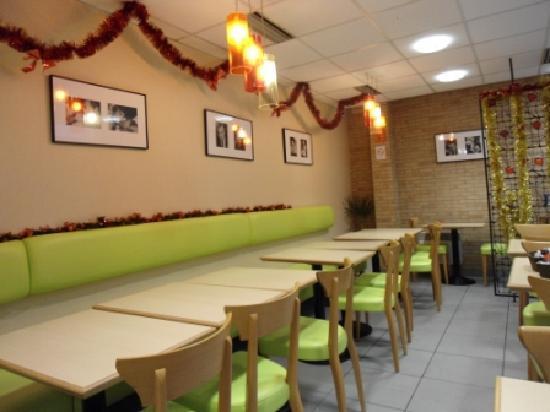 Ibis Paris Place D'italie 13ème : La salle à manger