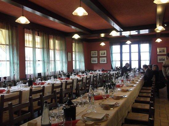 Sinio, Italia: sala
