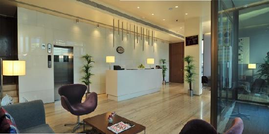 Rajkot, Índia: hotel