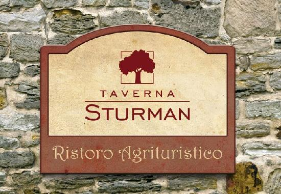 Cartello Taverna Sturman