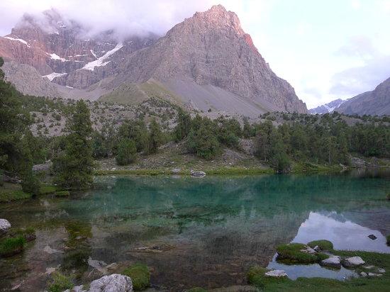 Alauddin Lakes: Aloudin lakes