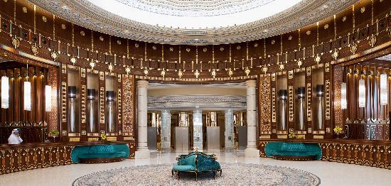 The Ritz-Carlton, Riyadh : Our luxury Riyadh hotel's Reception Area