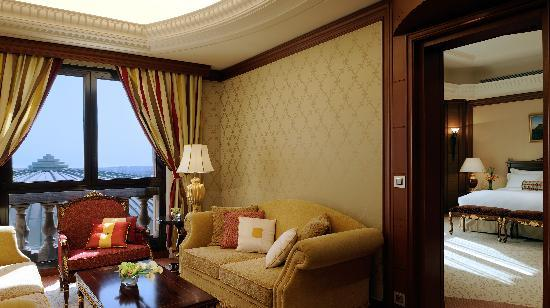 The Ritz-Carlton, Riyadh: Executive Suite