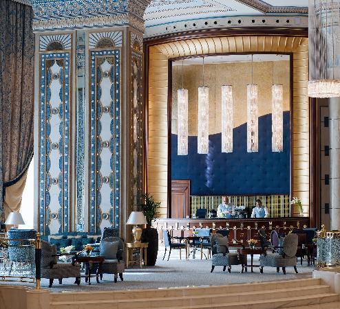The Ritz-Carlton, Riyadh : Chorisia Lounge