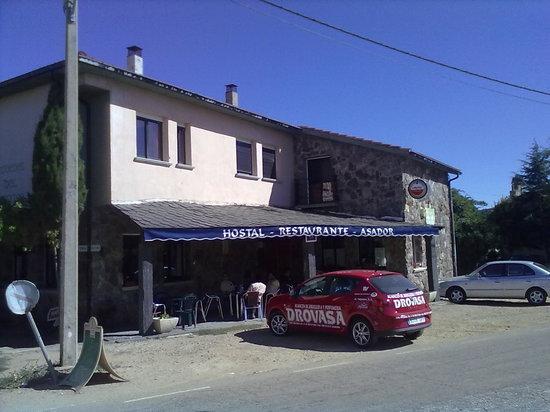 Hostal Restaurante Las Cavenes del Cabaco