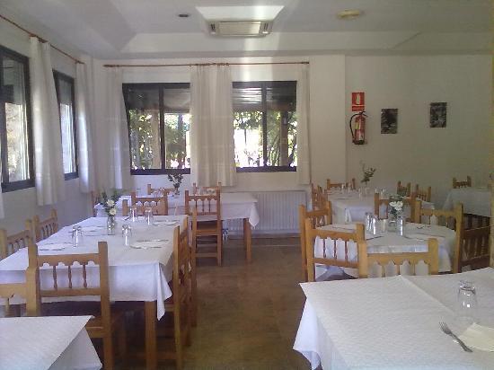 Hostal Restaurante Las Cavenes del Cabaco: Restaurante