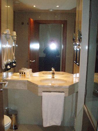 Turim Alameda Hotel: Baño
