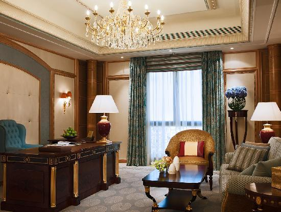 The Ritz-Carlton, Riyadh : Royal Suite Office