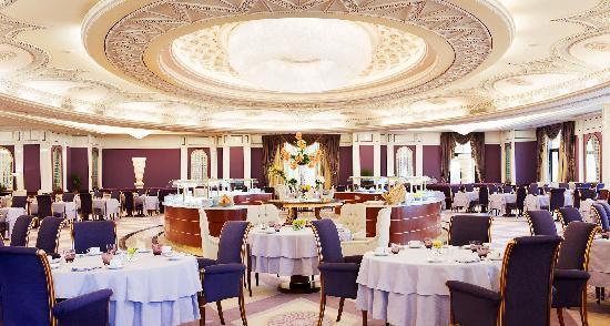 The Ritz-Carlton, Riyadh : Al Orjouan All Day Dining Restaurant