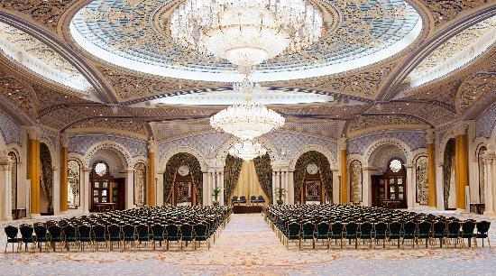 The Ritz-Carlton, Riyadh : The Ritz-Carlton Ballroom A