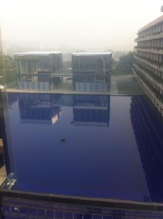 The Oberoi, Gurgaon: hotel view