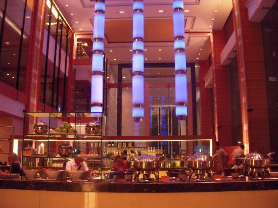 كورت يارد باي ماريوت أحمد آباد: The Lobby/Cafeteria