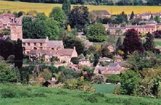 The Village of Blockley