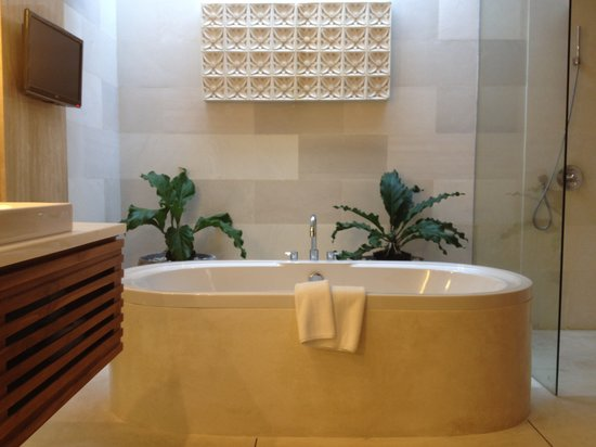Maca Villas & Spa:                   Bathroom