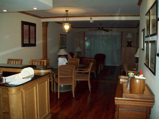 Marriott's Phuket Beach Club: 2 bedroom villa