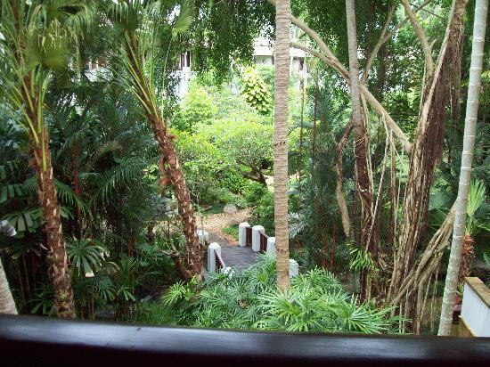 Marriott's Phuket Beach Club: view from one balcony