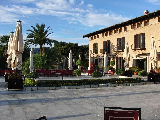 Castillo Hotel Son Vida, a Luxury Collection Hotel: Stimmung am Morgen