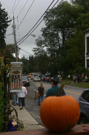 New York House Bed & Breakfast: Our Fall Harvest Festival is a must see!