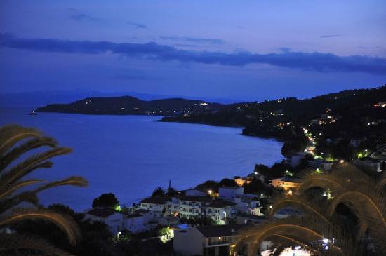 Poseidon Villas : fantastic view