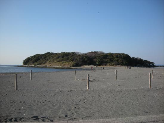 Tateyama, Giappone: 島の入り口