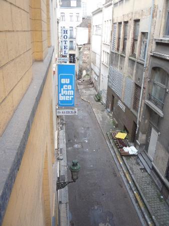 Abberdeen Hotel : Rua do Hotel