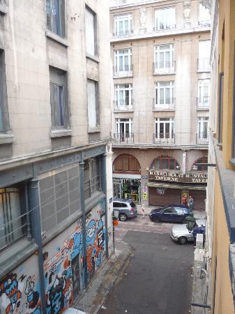 Abberdeen Hotel : Rua do Hotel 2