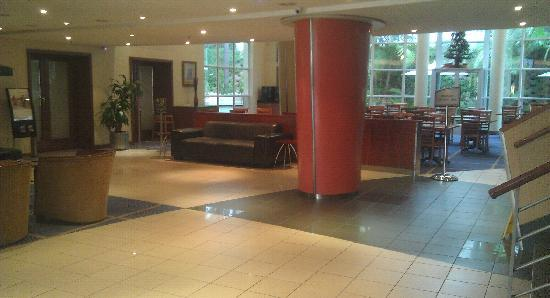 StayEasy Pretoria: reception