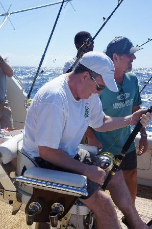 St Lucia Fishing and Boat Tour Charters: The Best St Lucia Fishing on BB Kingfisher