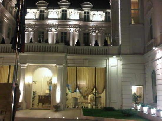 Grand Hotel Continental: esterno 1