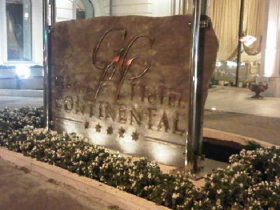 Grand Hotel Continental: esterno 2