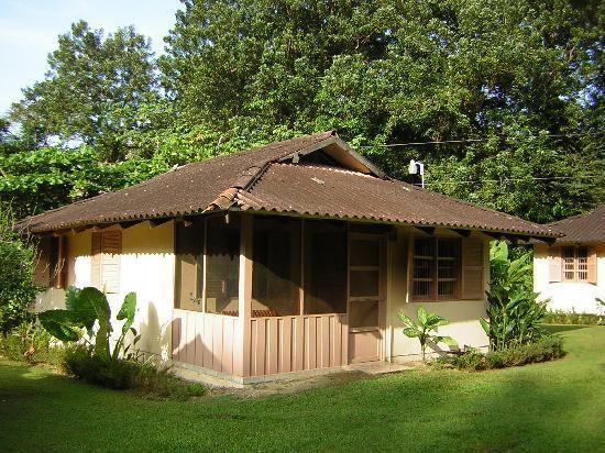 Hacienda Baru : Cabin