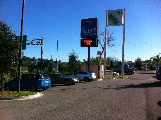 Sleep Inn & Suites - Jacksonville: Sleep Inn & Suites