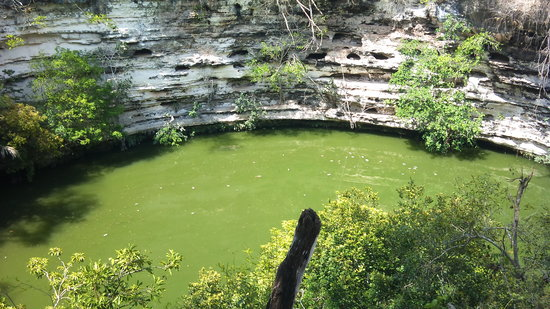 Sacred Cenote Photo