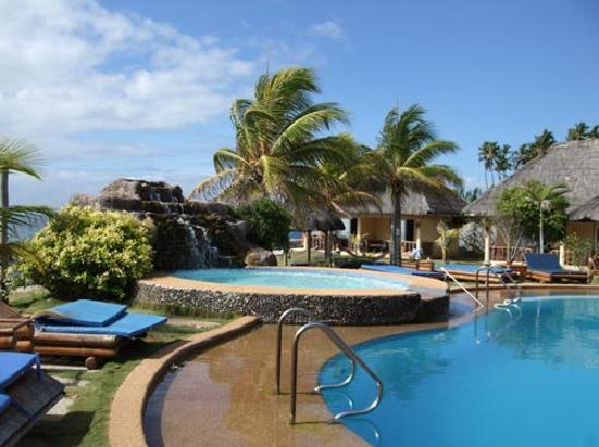 Piscina picture of thalatta resort zamboanguita - Hotels in dumaguete with swimming pool ...