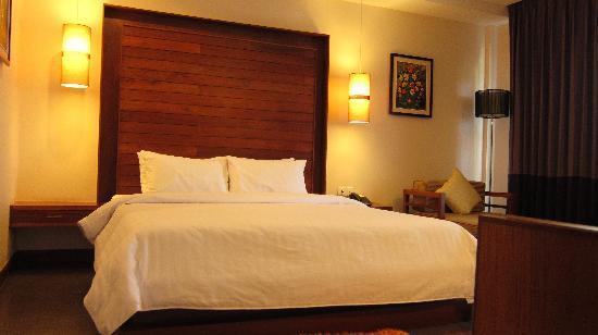 Angkor Miracle Resort & Spa: Bedroom