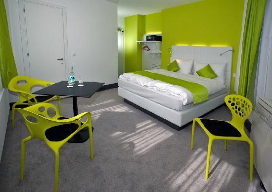 Hotel City Inn : Double Deluxe King
