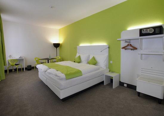 Hotel City Inn : Double Deluxe