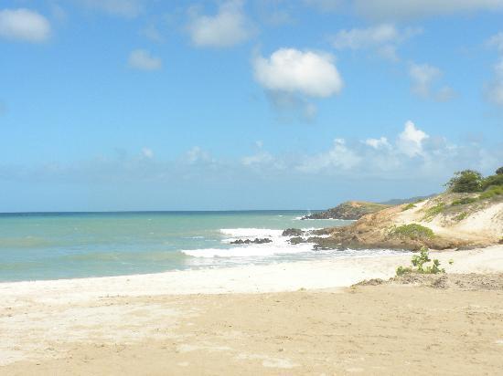 Hotel Kokobay: plage de l'hôtel