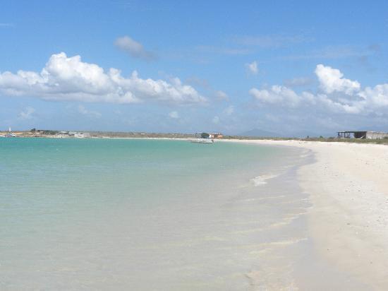 Hotel Kokobay: la plage de Cubagua, qui était plus belle qu'à l'hôtel!