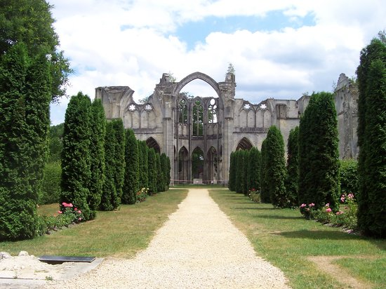 Abbaye Notre-Dame d'Ourscamp