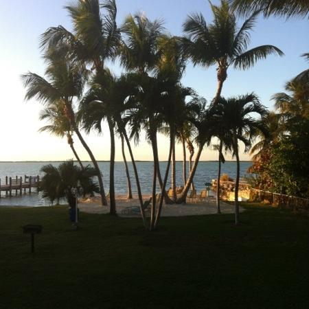 Coconut Bay Resort: view from our room. Clean, great staff home away from home