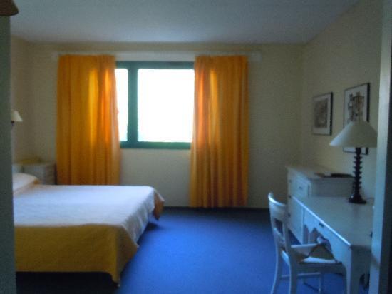 Media Garden Hotel: La chambre