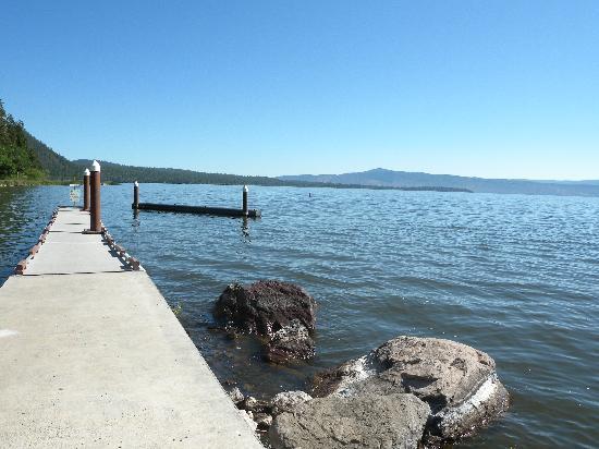 Lower Klamath National Wildlife Refuge: klamath lake 1