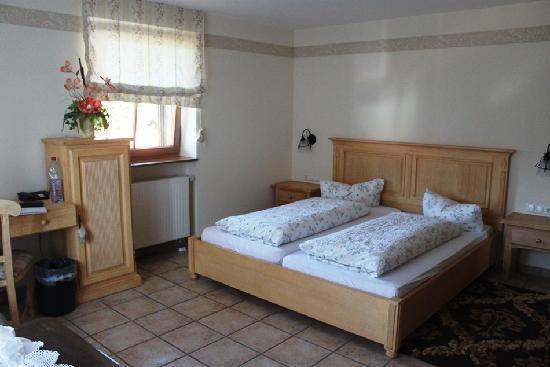 Landhotel Guglhupf: Спальное место