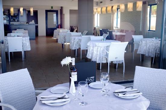Alexis Hotel, Chania: theogefsia restaurant